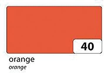 Värviline paber A4/130g 100L oranz