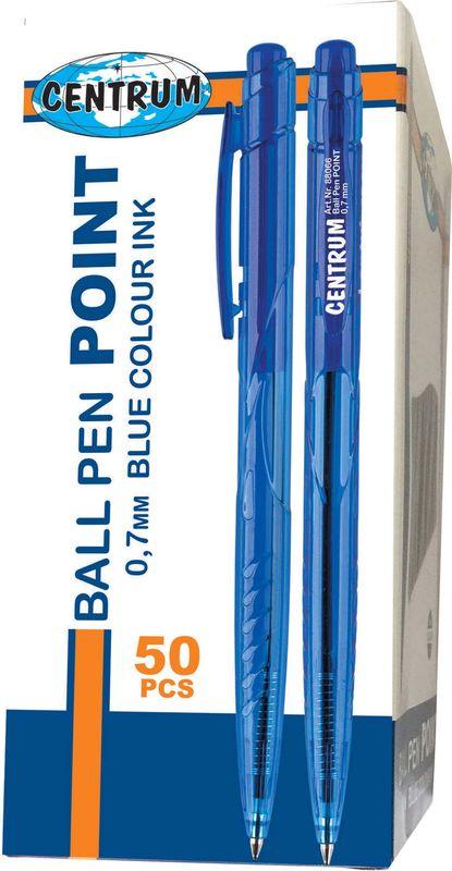 Pastapliiats Centrum POINT 0,7mm sinine