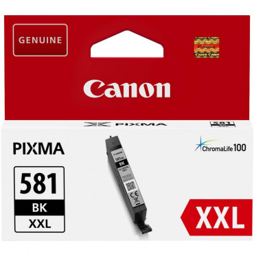 INK CARTRIDGE BLACK CLI-581XXL/1998C001 CANON