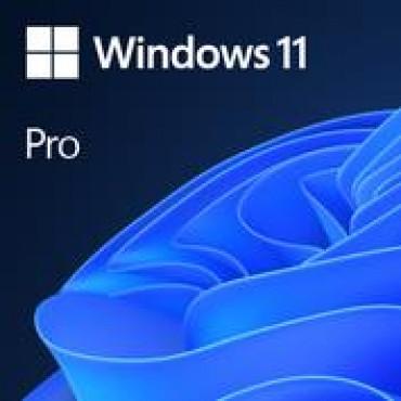 Software|MICROSOFT|Win 11 Pro 64Bit Eng Intl 1pk DSP OEI DVD|Win Pro|OEM|English|FQC-10528