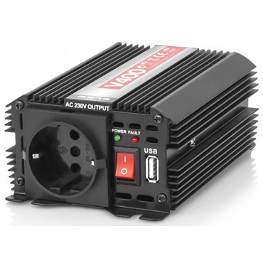 Inverter 12V->230V BLOW 200W USB