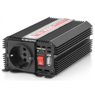 Inverter 12V->230V BLOW 300W USB