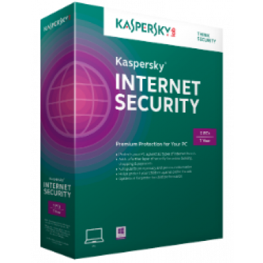 Kaspersky Internet Security 2-le