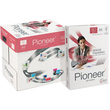 Paber Pioneer A4/80g 500L
