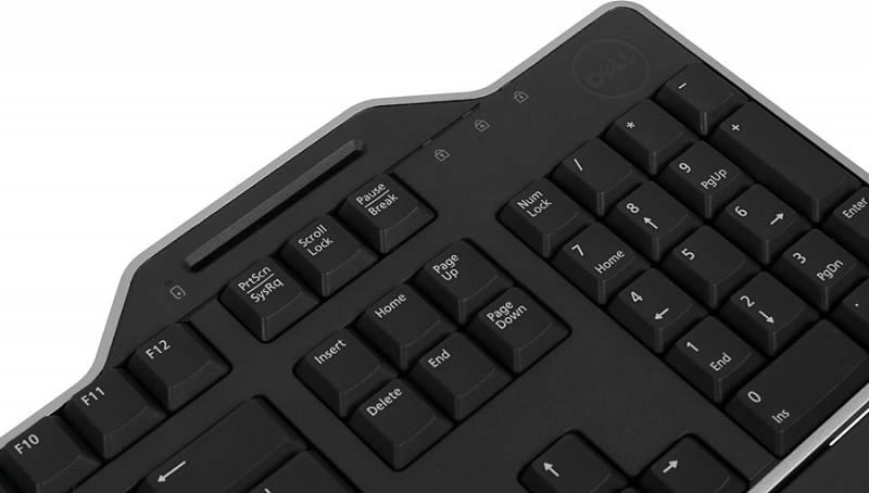 Klaviatuur Dell ID-kaardi lug. KB813 EST