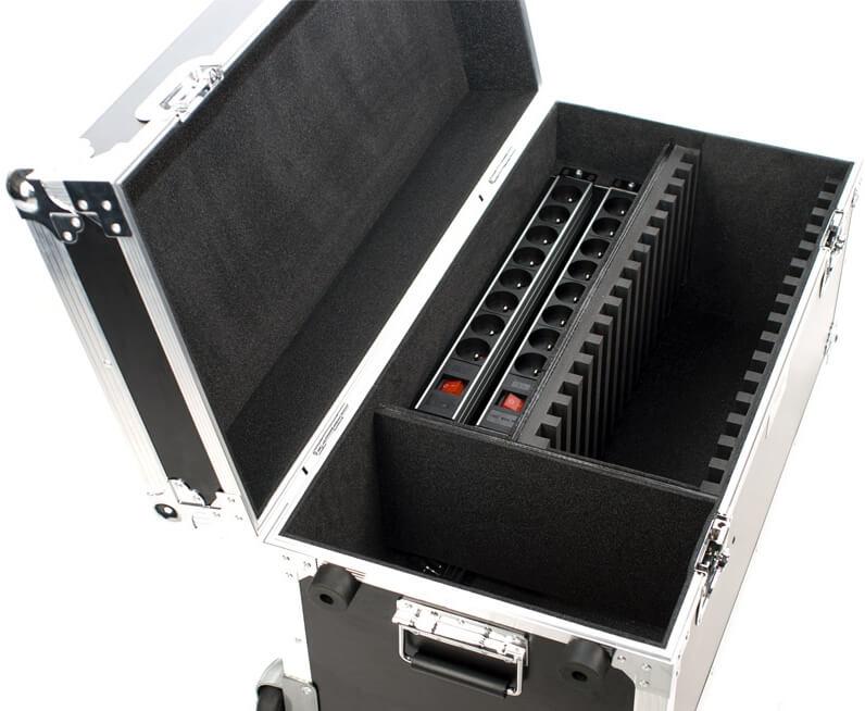 Laadimiskohver kuni 20-le tahvelarvutile