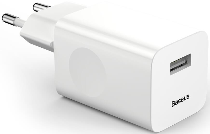Toalaadija USB 3A QC 3.0 Baseus